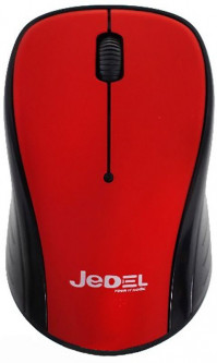 Мышь Jedel W920 Wireless Red