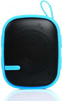 Портативная акустика Remax Outdoor Bluetooth 3.0 Speaker RB-X2 Blue