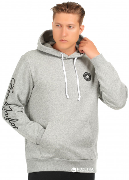 Худи Converse Chuck Taylor Graphic Pullover Hoodie 10007066-035 XL (888755774953)