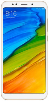 Xiaomi Redmi 5 Plus 3/32GB Gold (Global Rom + OTA)