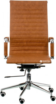 Крісло Special4You Solano Artleather Light Brown (E5777)