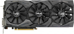 Asus PCI-Ex GeForce GTX 1060 ROG Strix 6GB GDDR5 (192bit) (1518/8008) (DVI, 2 x HDMI, 2 x DisplayPort) (STRIX-GTX1060-A6G-GAMING)
