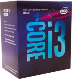 Процессор Intel Core i3-8300 Box (BX80684I38300)