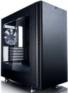Корпус Fractal Design Define Mini C - Window Black (FD-CA-DEF-MINI-C-BK-W)