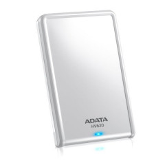 Жесткий диск A-Data DashDrive Classic HV620 2000GB White (AHV620-2TU3-CWH)