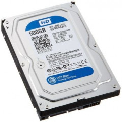 Жесткий диск Western Digital 500GB Blue (WD5000AZLX_)