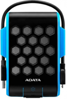 Жесткий диск A-DATA DashDrive Durable HD720 1000GB Black/Blue (AHD720-1TU3-CBL)