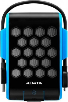 Жесткий диск A-Data DashDrive Durable HD720 2000GB Black/Blue (AHD720-2TU3-CBL)