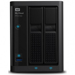 Western Digital My Cloud Pro PR2100 4TB (WDBBCL0040JBK-EESN)