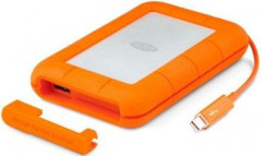 "Жесткий диск USB HDD: 2 Tb (2.5"") LaCie Rugged Thunde (STEV2000400)"