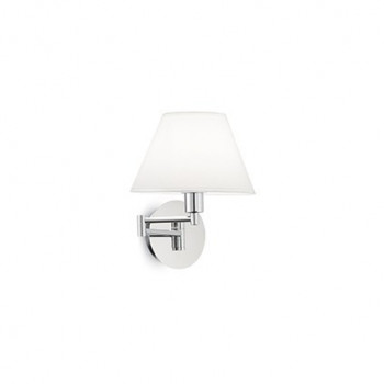 Бра Ideal Lux Beverly Ap1 Cromo (126784)
