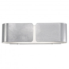 Бра Ideal Lux Clip Ap2 Small Argento (088273)