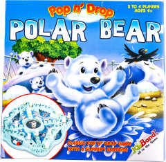 "Настольная игра JoyBand ""Pop N Drop Polar Bear"" (15950)"