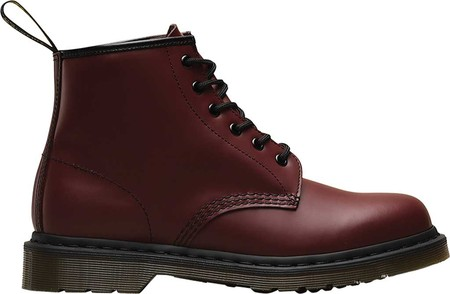 f539dcb8ea39 Мужские ботинки Dr. Martens 101 6-Eye Boot Cherry Red Smooth Standard  Leather 43