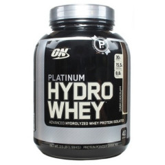 Протеин Optimum Nutrition Platinum Hydrowhey 1590 Шоколад (4384300953)