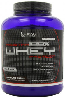 Протеин Ultimate ProStar Whey Protein 2390 г Шоколад (4384300925)