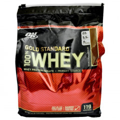 Протеин Optimum Nutrition Gold Standard 100% Whey 3630 г Шоколад (4384300901)