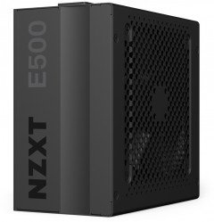 NZXT Power Supply E500 500W Black (NP-1PM-E500A-EU)