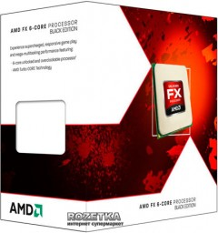 Процессор AMD FX-6300 3.5GHz/5200MHz/8MB (FD6300WMHKBOX) sAM3+ BOX