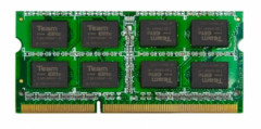 Оперативная память Team SODIMM DDR3-1600 8192MB PC3-12800 Elite (TED38G1600C11-S01)