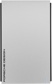 "Жесткий диск LaCie Porsche Design Mobile Drive for Mac 1TB STET1000403 2.5"" USB 3.0 External Silver"