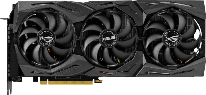 Asus PCI-Ex GeForce RTX 2080 Ti ROG Strix 11GB GDDR6 (352bit) (1350/14000) (2 x HDMI, 2 x DisplayPort, 1 x USB Type-C) (ROG-STRIX-RTX2080TI-O11G-GAMING)
