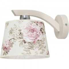 Бра TK lighting 390 Pink 65073-01