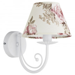 Бра TK Lighting 370 Rosa White 65072-01