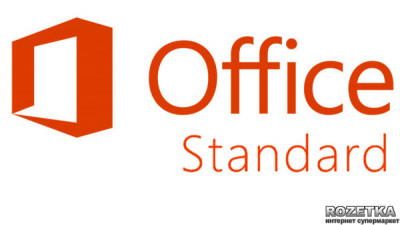 Офісна програма Microsoft Office Standard 2019 Ukrainian OLP No Level Academic (021-10606)