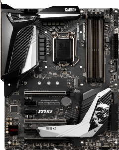 Материнская плата MSI MPG Z390 Gaming Pro Carbon (s1151, Intel Z390, PCI-Ex16)