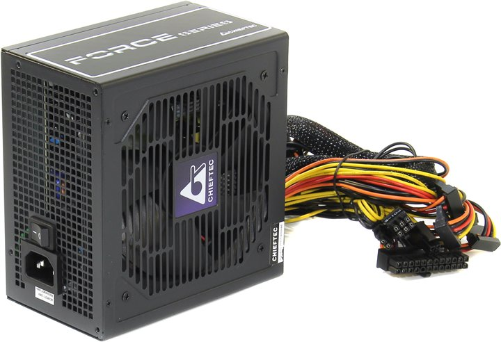 Chieftec Force 650W (CPS-650S)