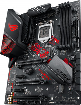 Материнська плата Asus ROG Strix Z390-H Gaming (s1151, Intel Z390, PCI-Ex16)