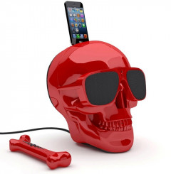 Акустика Jarre AeroSkull HD+ Glossy (ML 81025) Red