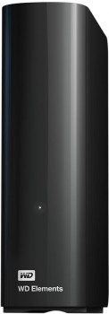 "Жорсткий диск Western Digital Elements Desktop 8TB WDBWLG0080HBK-EESN 3.5"" USB 3.0 External Black"