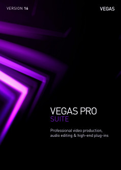 MAGIX Sony Vegas Pro 16 Suite ESD при заказе от 100 шт (электронная лицензия) (ANR008612ESDL2)