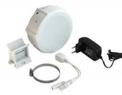 Точка доступа Mikrotik SXT 5HPnDr2 (outdoor, 1x100Mb, 1xUSB, 5GHz, up to 1.25W, 16dBi)