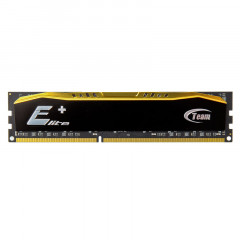 Модуль памяти DDR3 8GB/1333 Team Elite Plus Black (TPD38G1333HC901)