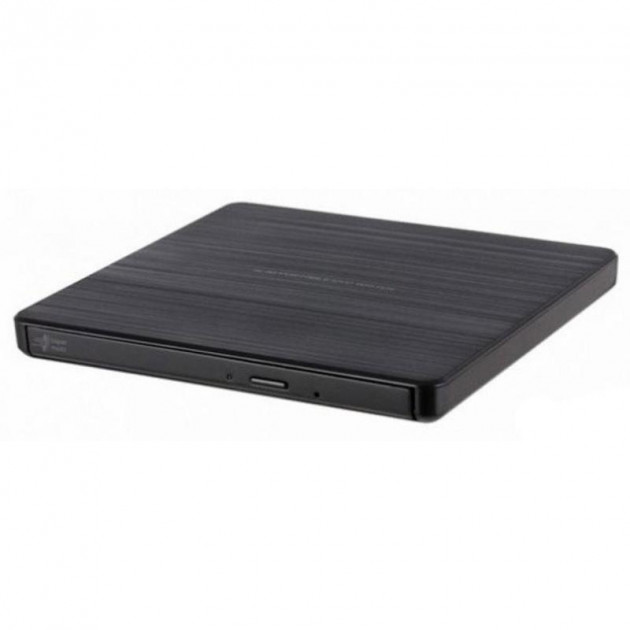 Привод DVD+/-RW Hitachi-LG GP60NB60 USB Ext Slim Black