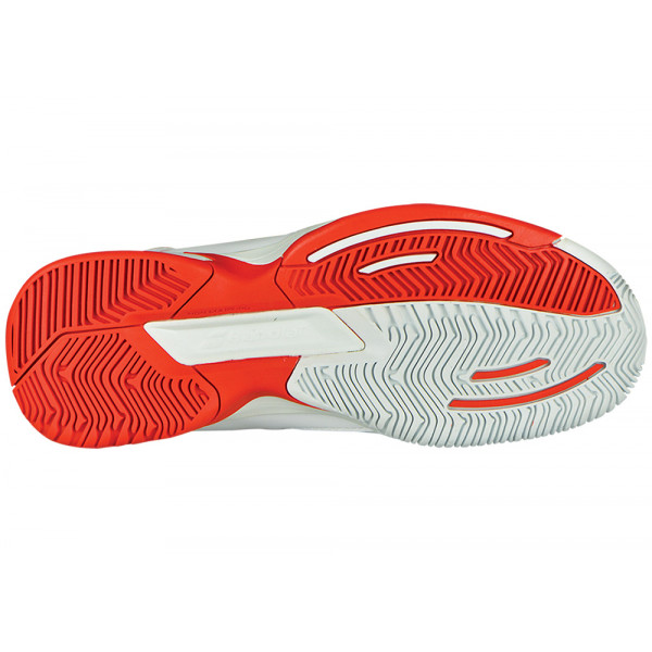 7252b689 Кроссовки детские Babolat PULSION ALL COURT GIRL 35,5 WHITE/BRIGHT RED  32S18482/