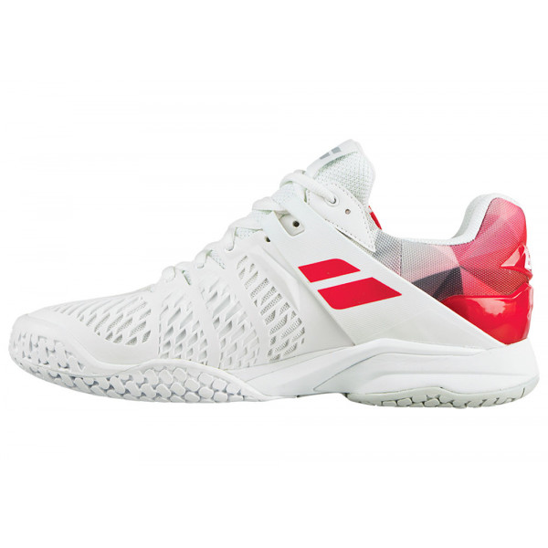 Кроссовки мужские Babolat PROPULSE FURY ALL COURT M 45 WHITE CHINESE RED  30S18208 1015 63f7c83fced
