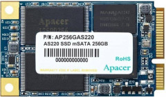 Apacer Pro II AS220 256GB (AP256GAS220B-1)
