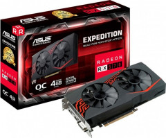 Radeon RX 570 4096Mb Asus Dual Expedition OC