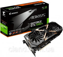 GeForce GTX1080 Ti 11264Mb Gigabyte Aorus WindForce 3X Xtreme Edition