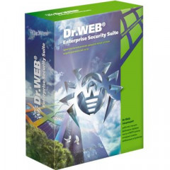 Антивирус Dr. Web Desktop Security Suite + Компл защ/ ЦУ 16 ПК 2 года эл. лиц (LBW-BC-24M-16-A3)