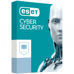 Антивирус ESET Cyber Security для 2 ПК, лицензия на 1year (35_2_1)