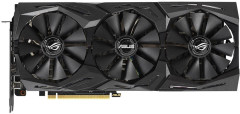 Asus PCI-Ex GeForce RTX 2070 ROG Strix 8GB GDDR6 (256bit) (1410/14000) (USB Type-C, 2 x HDMI, 2 x DisplayPort) (ROG-STRIX-RTX2070-A8G-GAMING)
