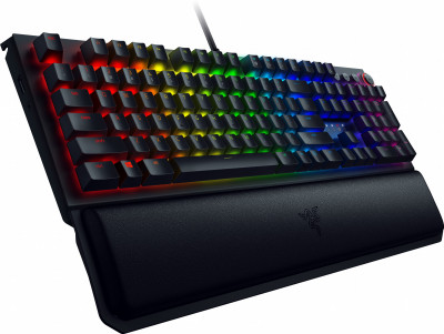 Клавіатура дротова Razer BlackWidow Elite Yellow Switch USB (RZ03-02622700-R3M1/R3R1)