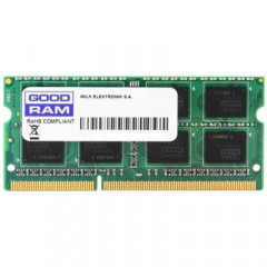 Модуль памяти SO-DIMM 8GB/2666 DDR4 GOODRAM (GR2666S464L19S/8G)