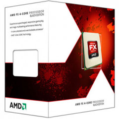Процессор AMD X4 FX-4300 (Socket AM3+) BOX (FD4300WMHKBOX)