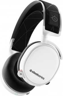 Наушники SteelSeries Arctis 7 2019 Edition Wireless White (SS61508)